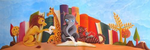 Les animaux réconciliés par la lecture (Sophie Goyard)