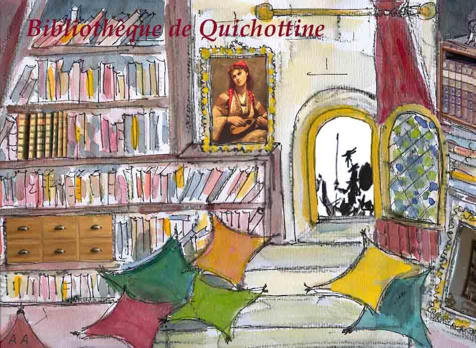 Bibliothèque, Anne B.