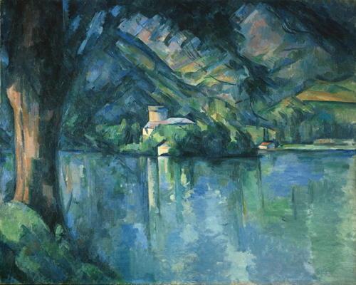 Paul Cezanne, 1896