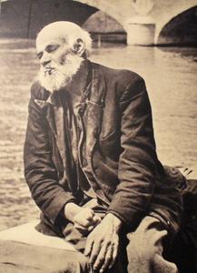 carte postale Albert Monier : Détresse