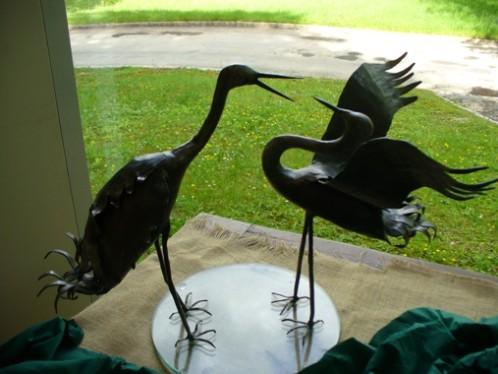 sculpture de Maurice Belvoix