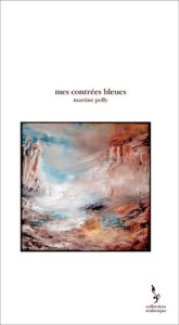 Martine Polly, Mes-contrees-bleues (couverture)
