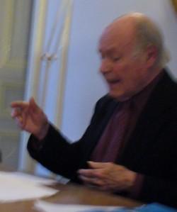 René de Obaldia, février 2010
