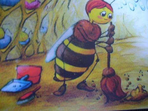 Séverine Dalla, Alerte à la ruche (2)