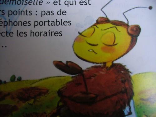 Séverine Dalla, Alerte à la ruche (3)