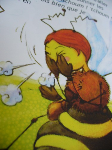 Séverine Dalla, Alerte à la ruche (4)