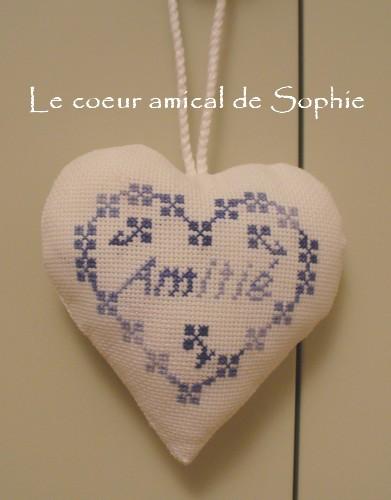 Le cadeau de Sophie