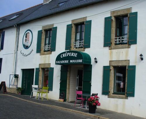 Doëlan, Finistère sud, La Doëlannaise.