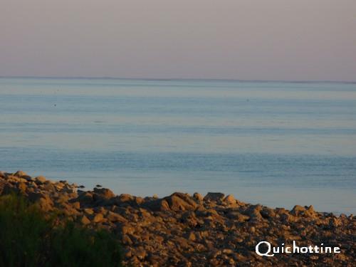 Quichottine, Plage de mai