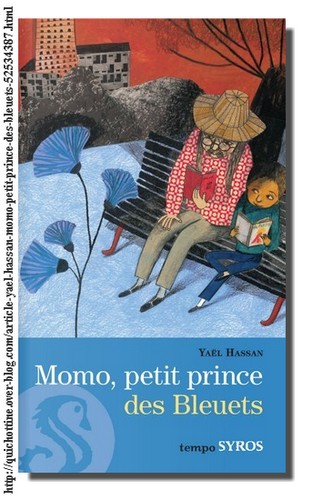 Yael Hassan, Momo, couverture