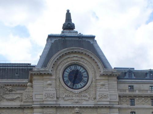 Le Musée d'Orsay, détail