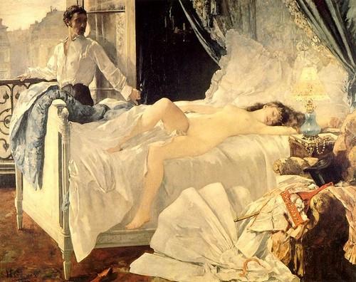 Henri Gervex, Rolla, 1878