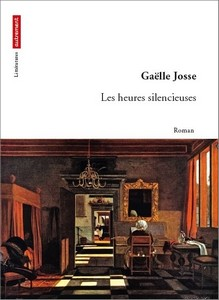 Gaëlle Josse, Les heures silencieuses, couverture