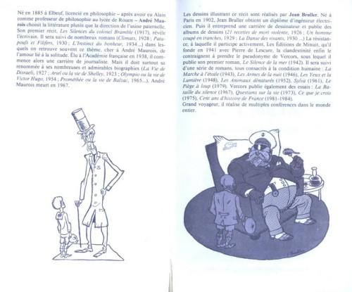Présentation de l'auteur et de l'illustrateur du livre