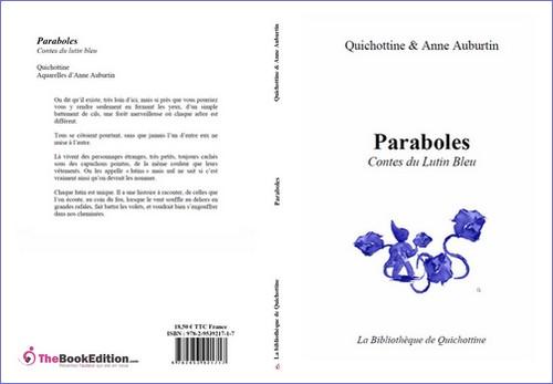 110726 Paraboles Couverture