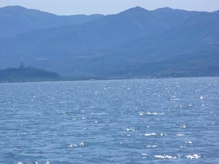 Baie de Naples, mai 2008
