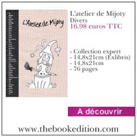 Le livre L'atelier de Mijoty