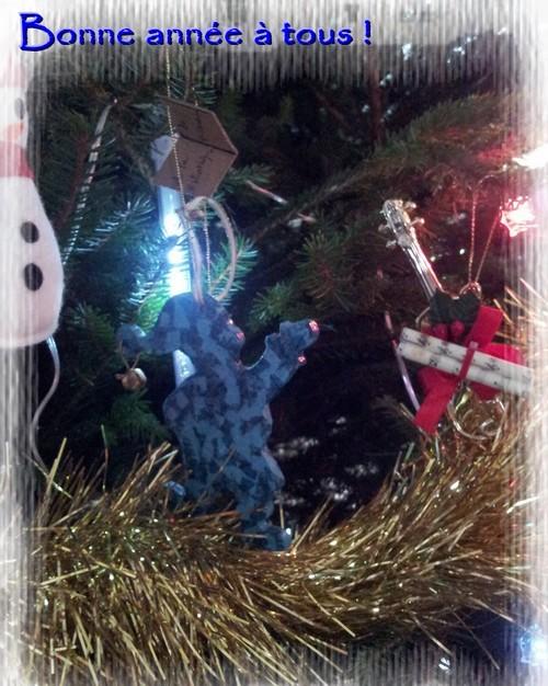 La bonne année du Lutin Bleu