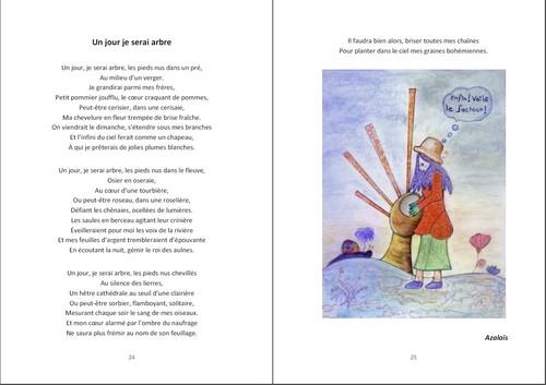 """Azalaïs dans """"La boîte à Rêves"""", novembre 2011"""