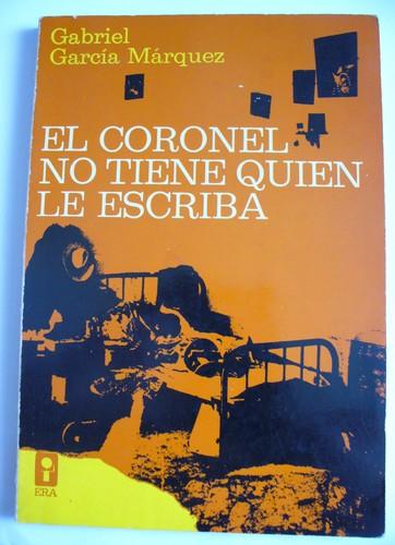 Couverture de la 6e édition, Imprimée à Mexico le 20 septembre 1969, 5000 exemplaires.