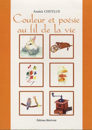La couverture aux éditions Bénévent