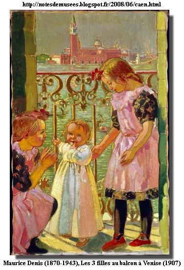 1907_Maurice_Denis_Venise_Musee de Caen