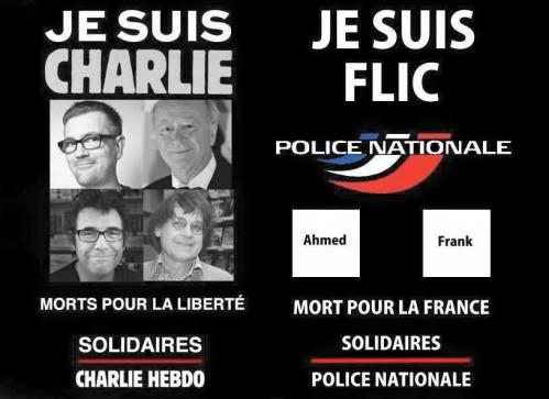 Quichottine #JeSuisCharlie