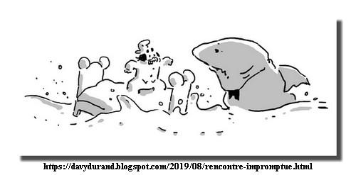 L'un des derniers dessins de Davy Durand